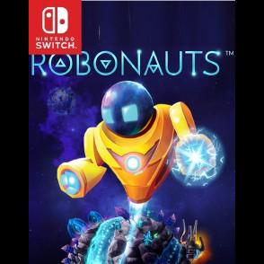 🔑Robonauts [ Nintendo Switch ] US
