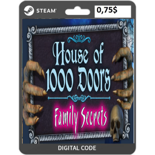 🔑 House of 1,000 Doors: Family Secrets Collector's Edition [steam key]