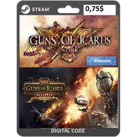 🔑Guns of Icarus Online + Guns of Icarus Alliance [steam key]