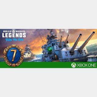 🔑World of Warships: Legends [Xbox One] Gift Pack Key