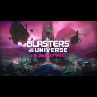 🔑Blasters of the Universe [PSVR]USA