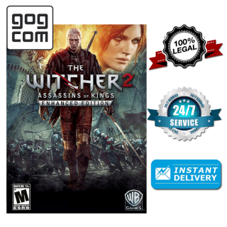 🔑The Witcher 2: Assassins of Kings Enhanced Edition [GOG]