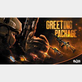 🔑🌐Black Squad [steam key]DLC-Greeting Package