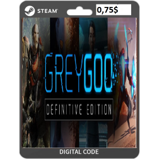 🔑Grey Goo Definitive Edition [steam key]