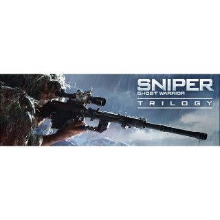 🔑SNIPER: GHOST WARRIOR TRILOGY [steam key]