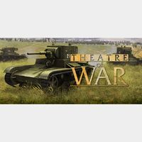 🔑Theatre of War [ 4 steam keys]