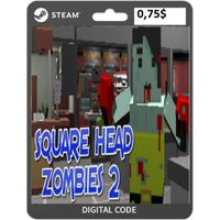 🔑Square Head Zombies 2 - FPS Game [steam key]