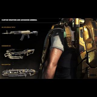 🔑Call of Duty®: Advanced Warfare [XBOX One ] DLC -  Day Zero и Advanced Arsenal Pack