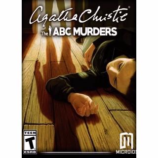 Agatha Christie - The ABC Murders [Steam Key]