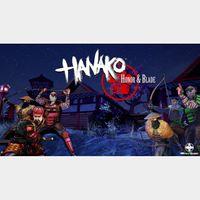 🔑 Hanako: Honor & Blade [steam key]