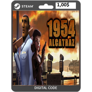 🔑1954 Alcatraz [steam key]
