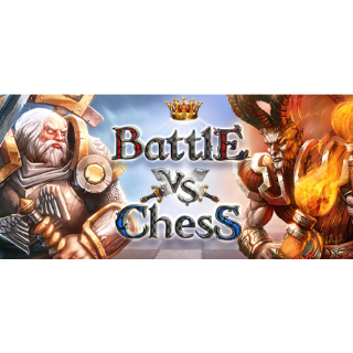 🔑Battle vs Chess + DLC [ 2 steam keys]
