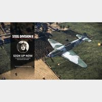🔑Steel Division 2 [ steam key] DLC-Marcel Albert Exclusive Signup Ace