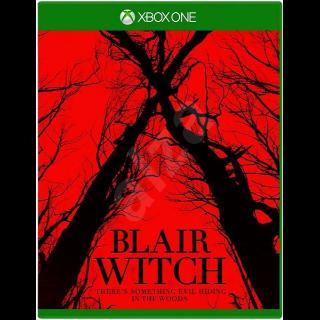 🔑 Blair Witch [Xbox One ]