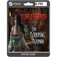 🔑Lost Legends: The Weeping Woman Collector's Edition [steam key]