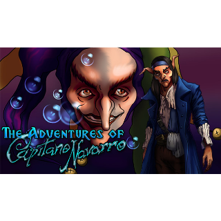 🔑The Adventures of Capitano Navarro [ steam key]