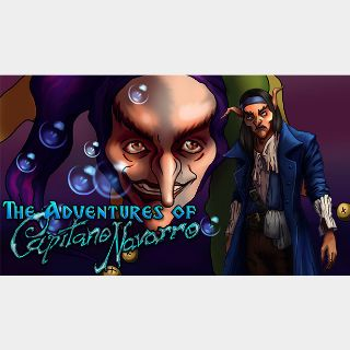 🔑The Adventures of Capitano Navarro [ steam key]
