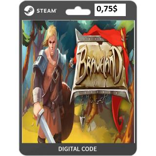 🔑Braveland [steam key]