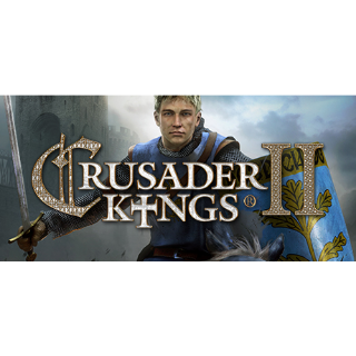 🔑Crusader Kings II [ steam key]