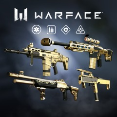 🔑Warface-Collector's Early Access Pack[PS4]Europe - PS4