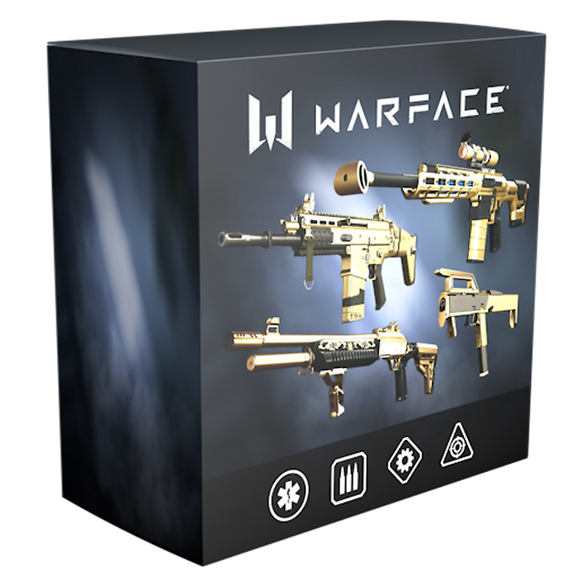 Warface-Collector's Early Access Pack[PS4]Europe - PS4