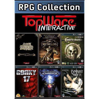 🔑Topware RPG Collection [steam key]