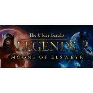 🔑THE ELDER SCROLLS LEGENDS: MOONS OF ELSWEYR[Windows PC, Mac, Xbox One, PS4, Switch, iOS and Android] CARD PACK