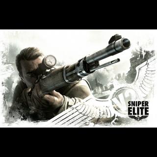🔑Sniper Elite V2 [steam key]