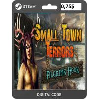 🔑Small Town Terrors Pilgrim's Hook Collector's Edition [steam key]