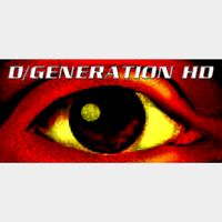 🔑D/Generation HD [steam key]