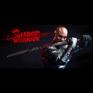 🔑Shadow Warrior [ steam key]