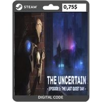 🔑The Uncertain: Episode 1 - The Last Quiet Day [steam key]