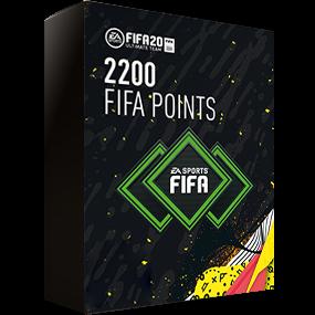 FIFA 20 [Origin] DLC - 2200 FUT Points