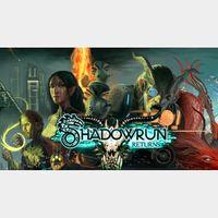 Shadowrun Returns [steam key]