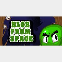 Blob From Space [steam key]