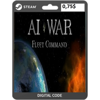 🔑AI War: Fleet Command [steam key]