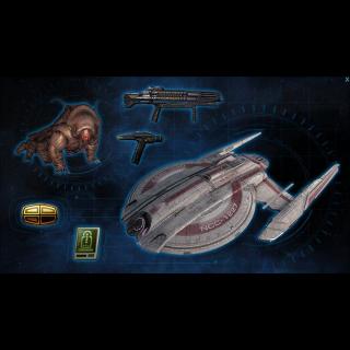 🔑 Star Trek Online [PS4] Starter Pack