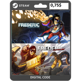 🔑 Frederic Bundle [2 steam key]