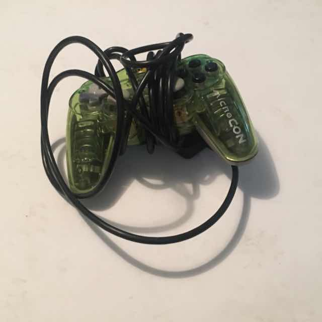 Ps2 Controller - Controllers Accessories (Good) - Gameflip
