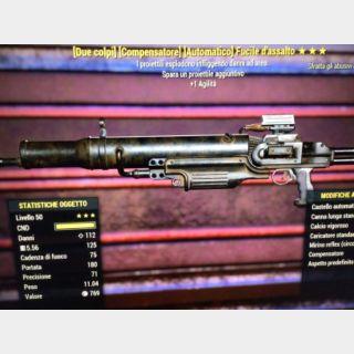 Weapon | TSEA 3⭐️ Assault Rifle
