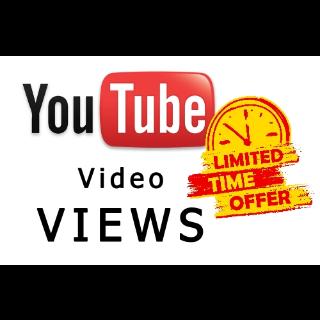 I will provide 1000 views