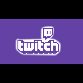 I will provide Twitch Followers