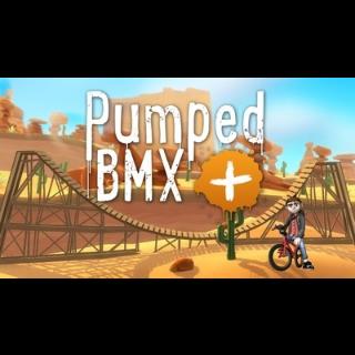 Pumped BMX + steam key global
