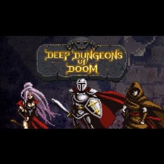 Deep Dungeons of Doom steam key global