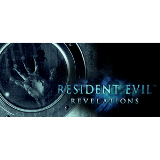 Resident Evil Revelations / Biohazard Revelations steam key global