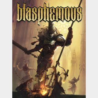 Blasphemous (Steam) (Instant Delivery!)
