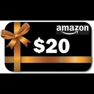 $20.00 Amazon US | BEST OFFER
