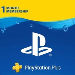 PlayStation Plus 1 Month Digital Code