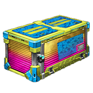 Totally Awesome Crate | 126x