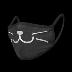 PUBG | Cat Face Mask